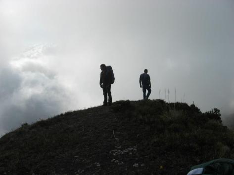 paisajes del Volcan Baru